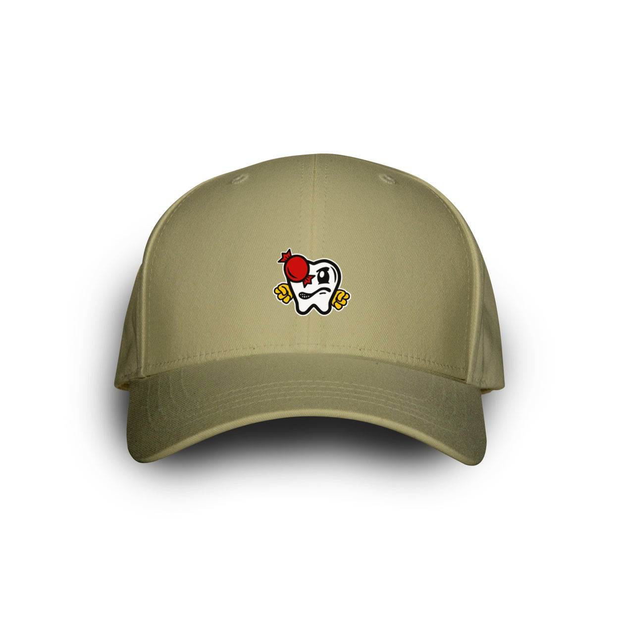 Image of OG VITAS DAD CAP KHAKI
