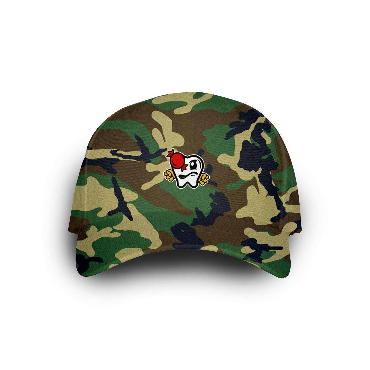 Image of OG VITAS DAD CAP CAMO