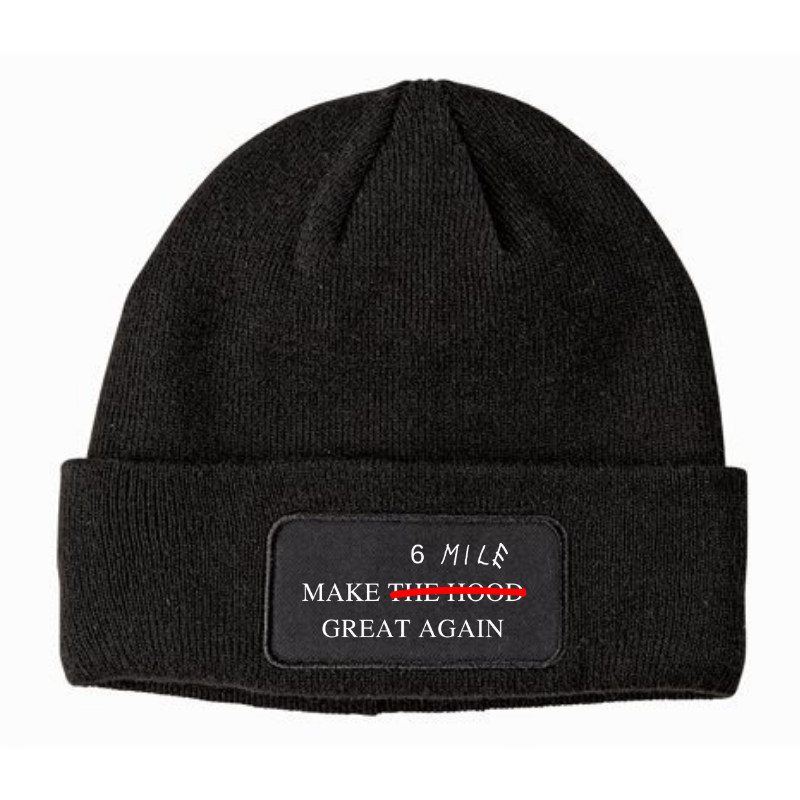 Image of 6 Mile Beanie (More Colors Available)