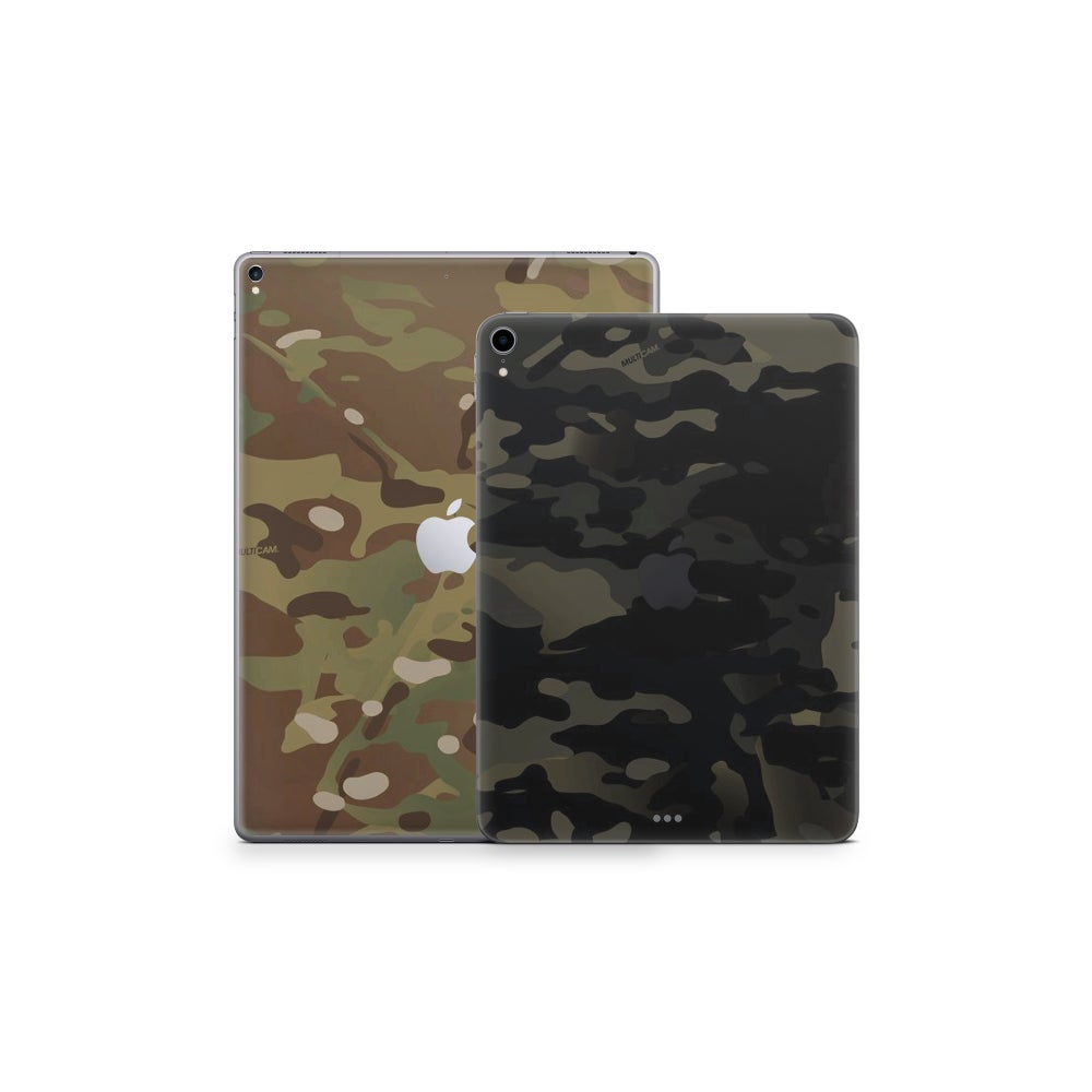 Image of 3M Official Multicam Apple iPad Skins