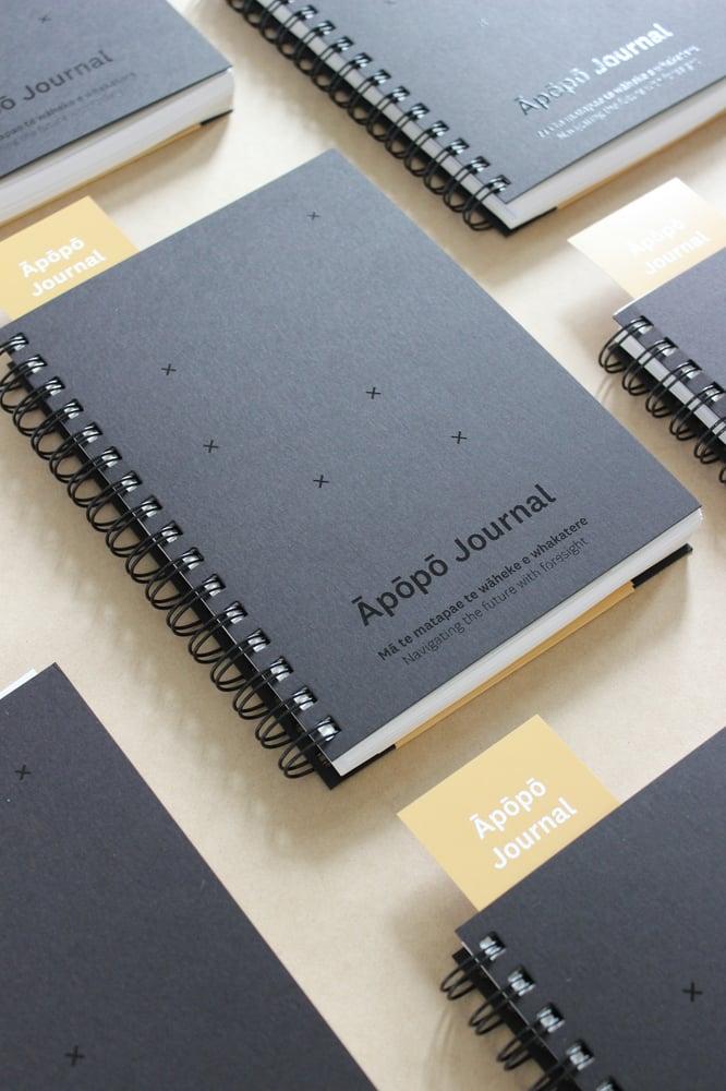 Image of Āpōpō Journal