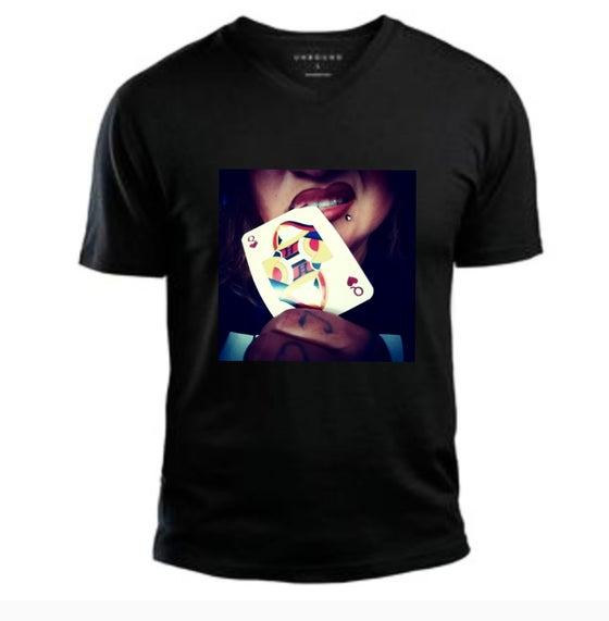 Image of Limited Edition Queen Of Heats T- Shirt