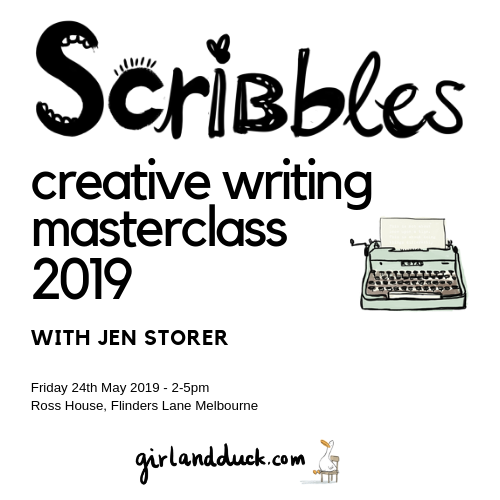 Image of Scribbles Masterclass 2019