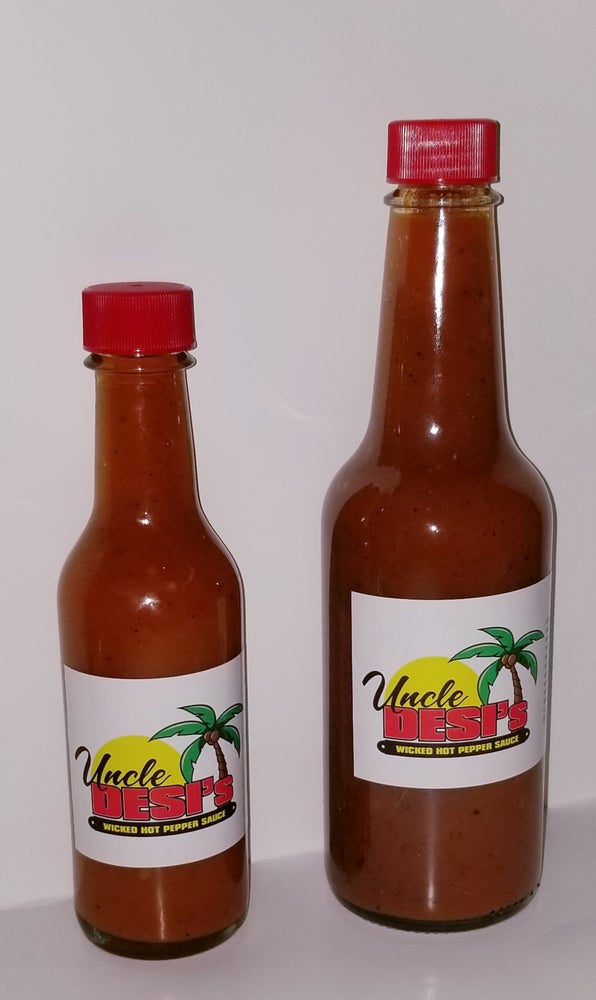 Image of Wicked Hot Pepper Sauce