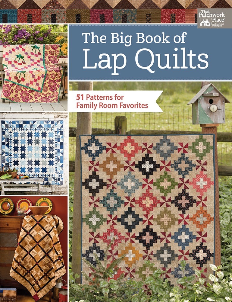 Image of The Big Book of Lap Quilts