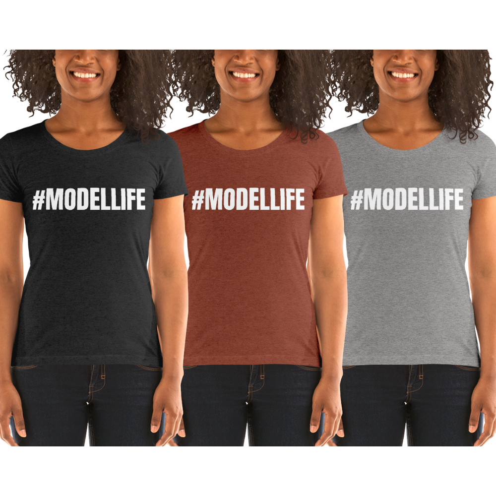 Image of #MODELLIFE TEE