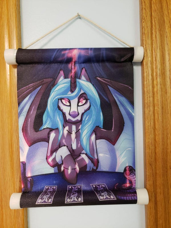 Image of Lux Arcana Miniature Wall Scroll