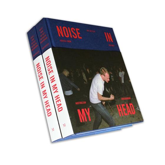 Image of NOISE IN MY HEAD - 'JIMI KRITZLER'