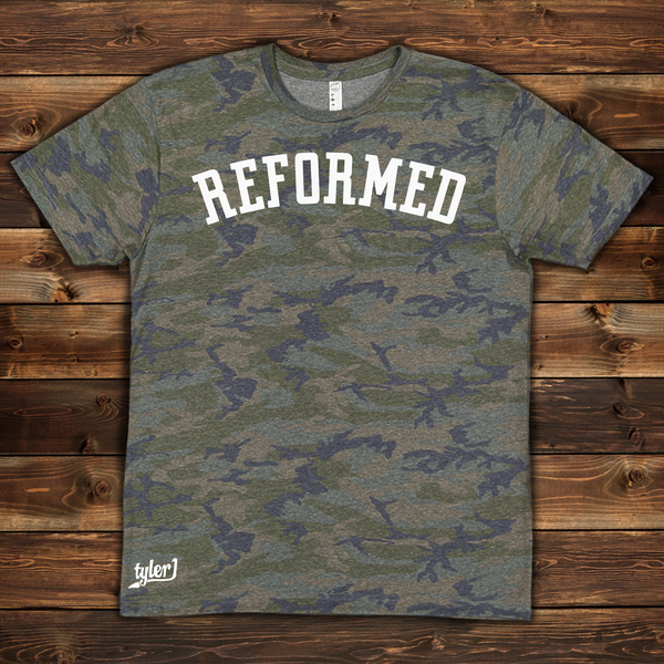 Image of Reformed Camo Tee