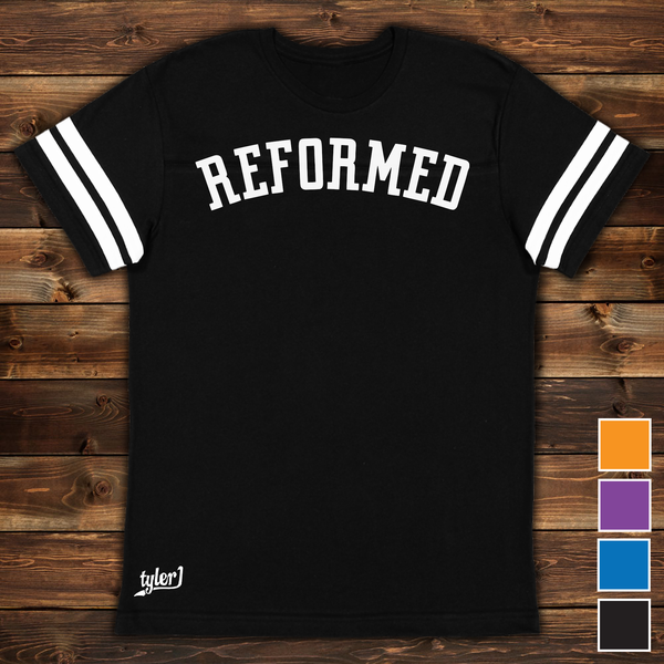 Image of Reformed Premium Ringer Tee - Black