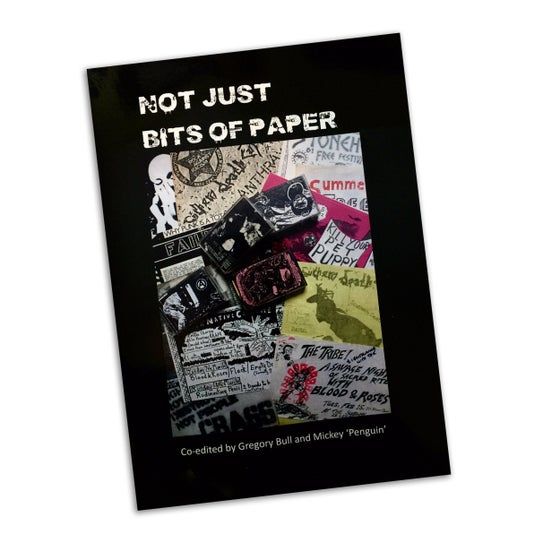 Image of NOT JUST BITS OF PAPER - Gregory Bull