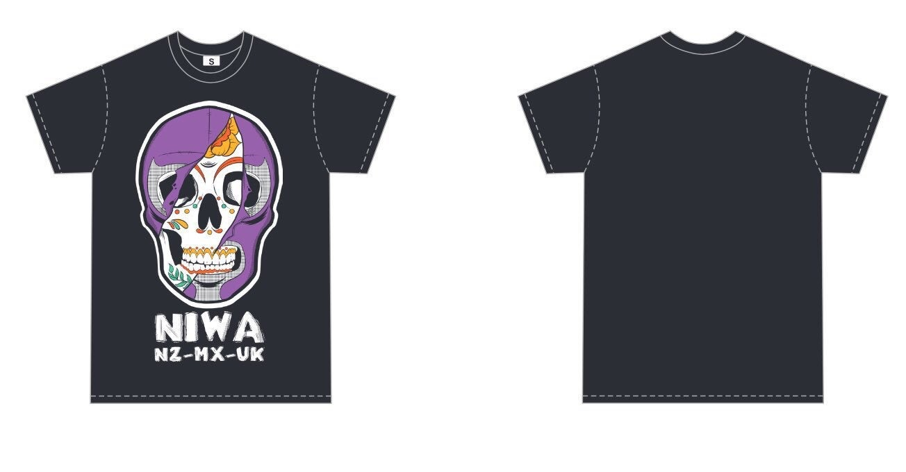 Image of NIWA - Day of the dead design