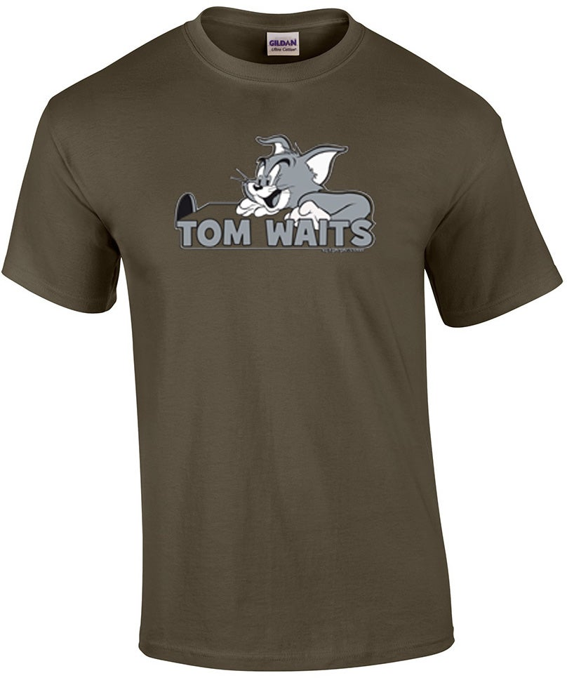 Image of Camiseta Tom Waits t-shirt