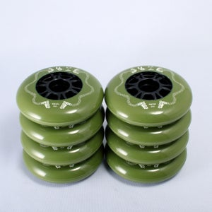 Image of MUSHROOMBLADING V3 90mm wheels (8pk)