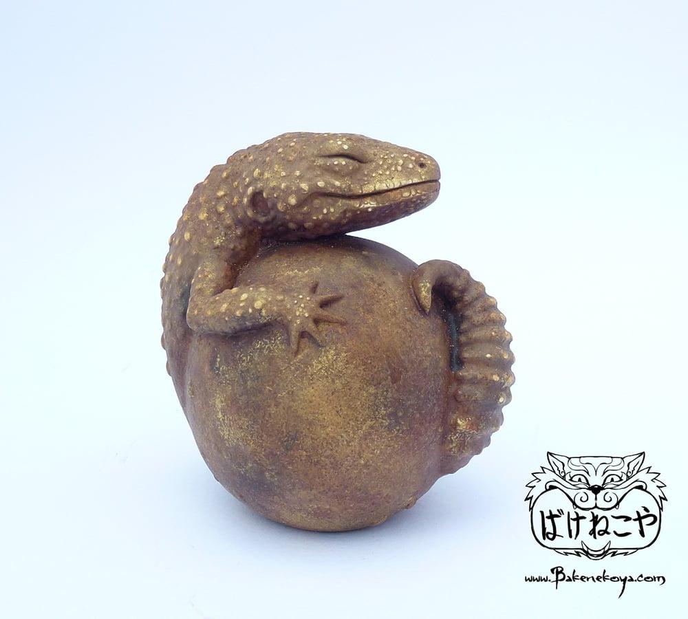 Image of Leopard Gecko Totem