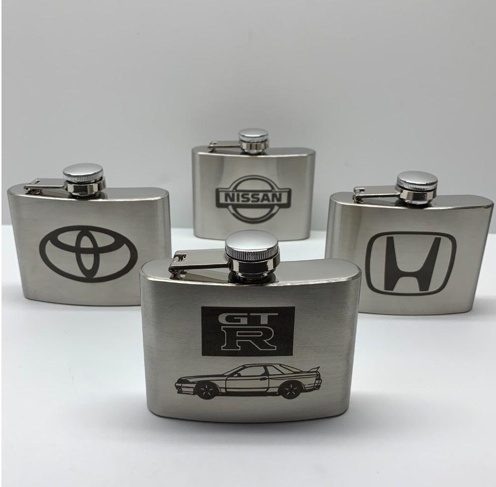 Image of Automotive Flask