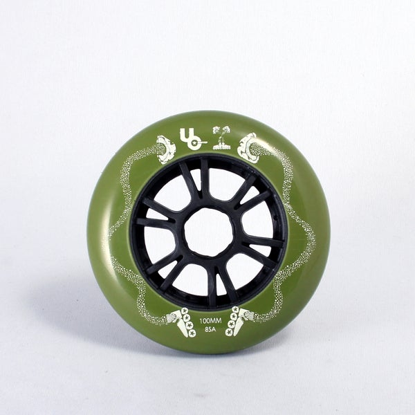 Image of MUSHROOMBLADING V3 100mm wheels (8pk)
