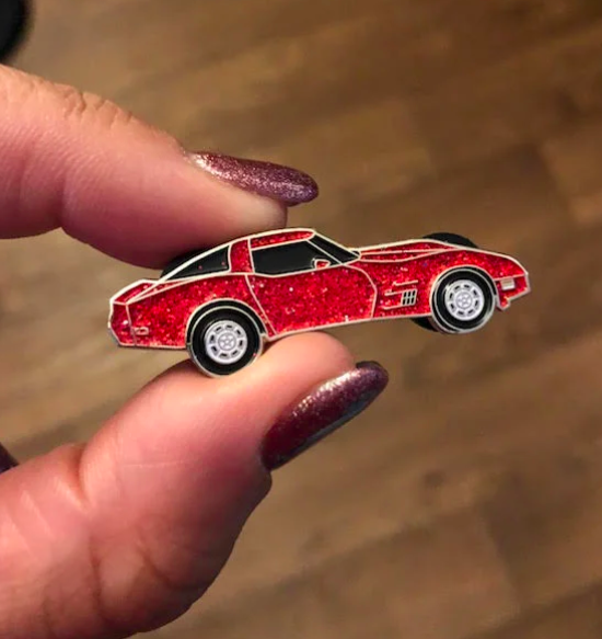 Image of LITTLE RED CORVETTE PREORDER (SHIPS 4/2)