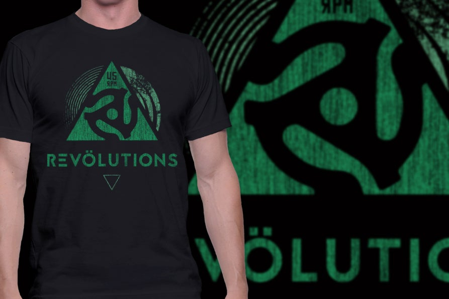 Image of Revolutions t-shirt