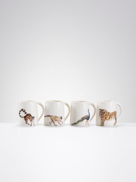 Image of One of a kind Animal Mugs ii