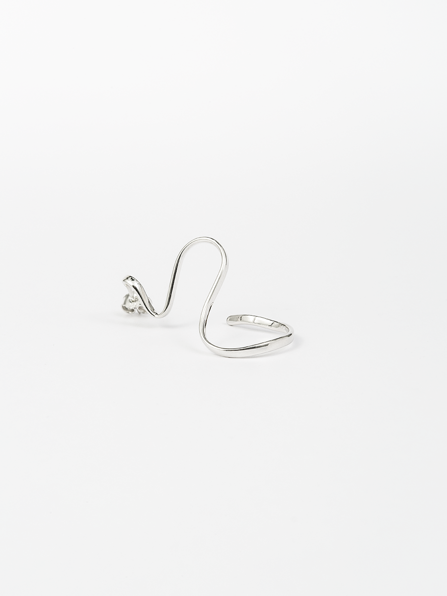 Image of parcours earrings
