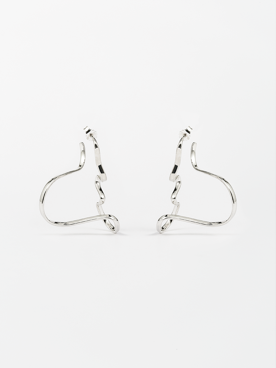 Image of runway earrings