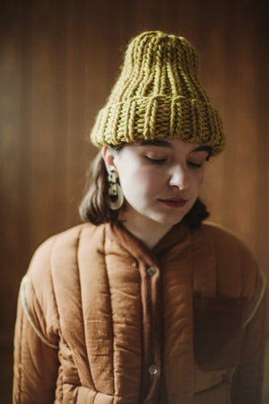 Image of Kenora Toque ( shown in Ochre - more colours)