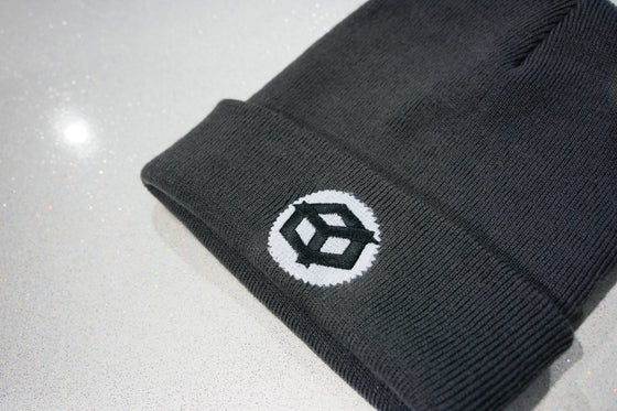 Image of Juicebox Beanie Grey