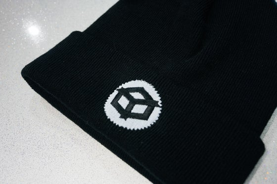 Image of Juicebox Beanie Black