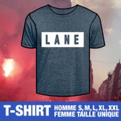 Image of LANE T-shirt 2019