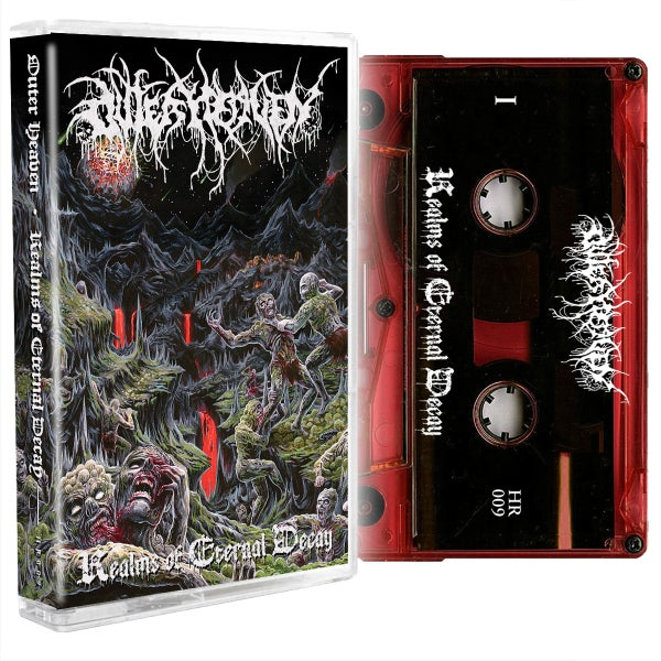 Image of Outer Heaven - Realms Of Eternal Decay Cassette