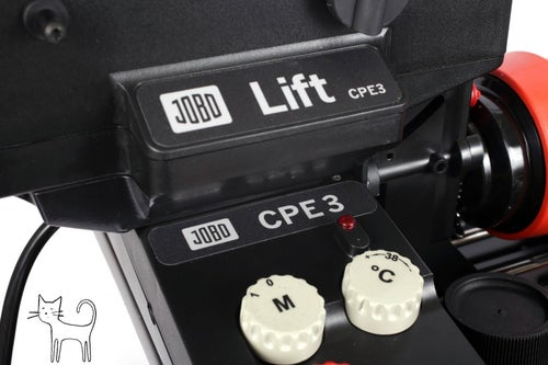 Image of Jobo CPE3 Processor with New-Style Lift
