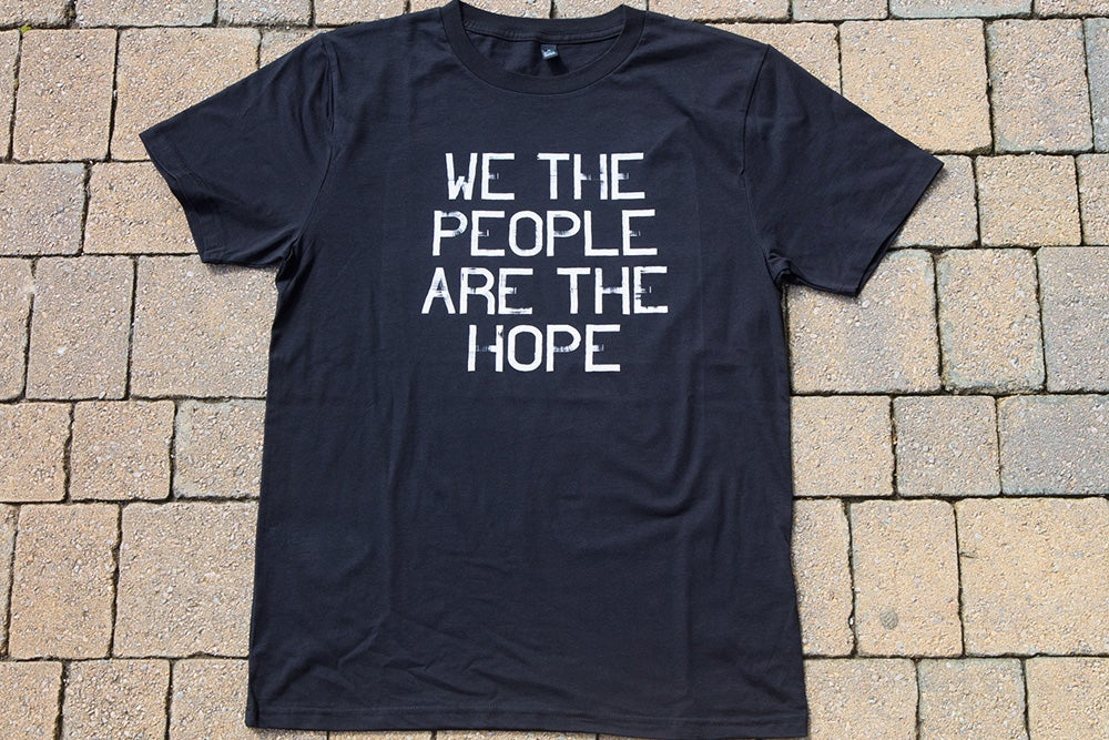 Image of We The People Are The Hope T-Shirt (Adult)