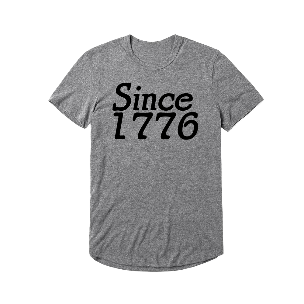 Image of SINCE 1776 phillymade. shirt