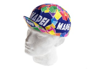 Image of VINTAGE Cycling MAPEI Cap