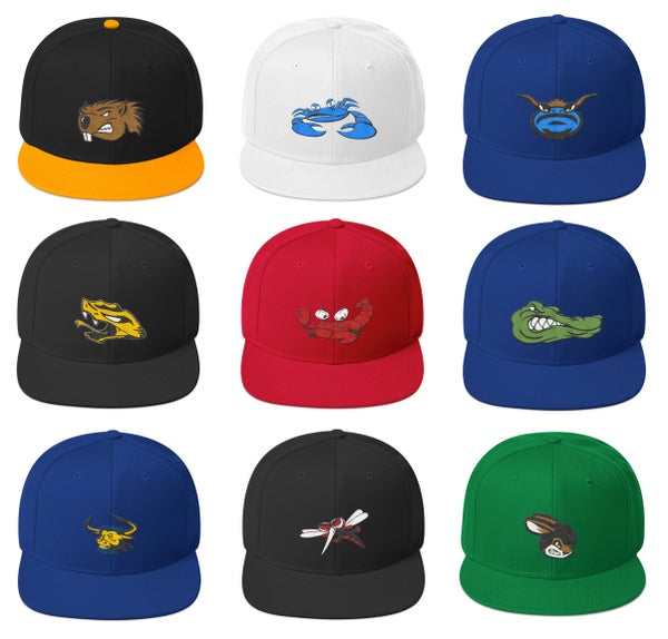 Image of HF Farm Division Hats - Embroidered