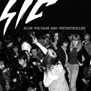 Image of SIC, X-PULSION & TERMINAL STUPID: Belgian Punk LP reissues