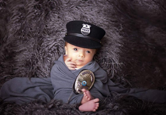Image of Police Hat