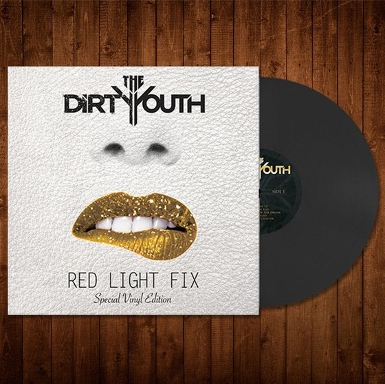 Image of Red Light Fix - Special Deluxe Edition Vinyl