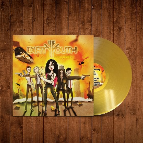 Image of Gold Dust Vinyl