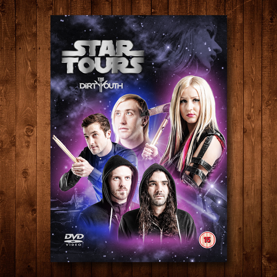 Image of Star Tours DVD
