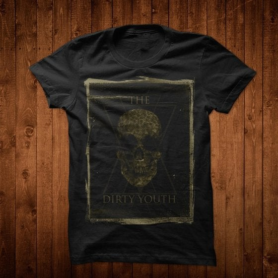 "Image of Gold ""Death"" T-shirt *LIMITED EDITION*"