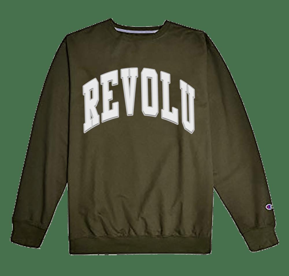 Image of REVOLU champion™ crewneck