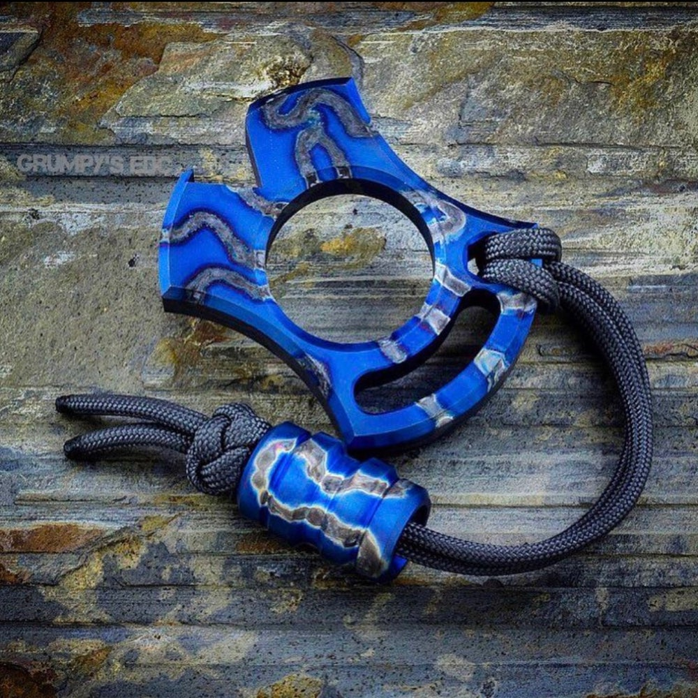 Image of VonKnuck Blue Snail Trail Combo