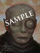 Image of Original Oil Study Custom Commission-pre order