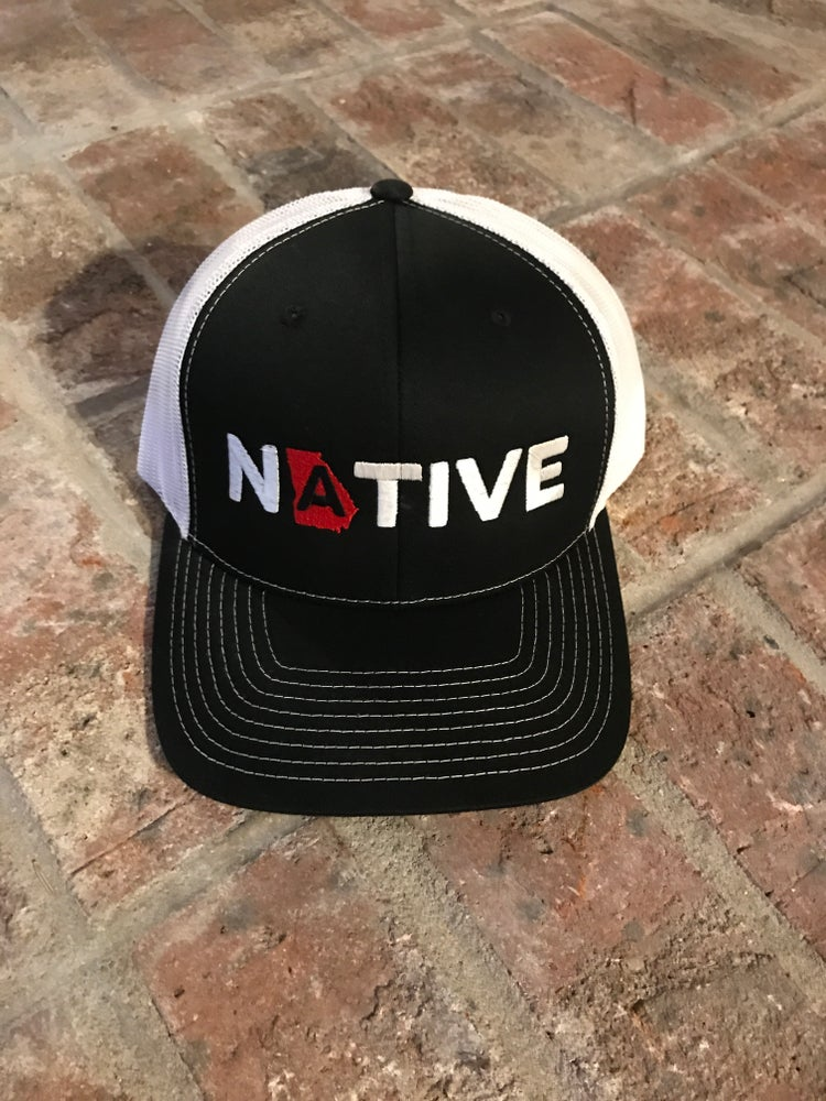 Image of Georgia Native Trucker Hat