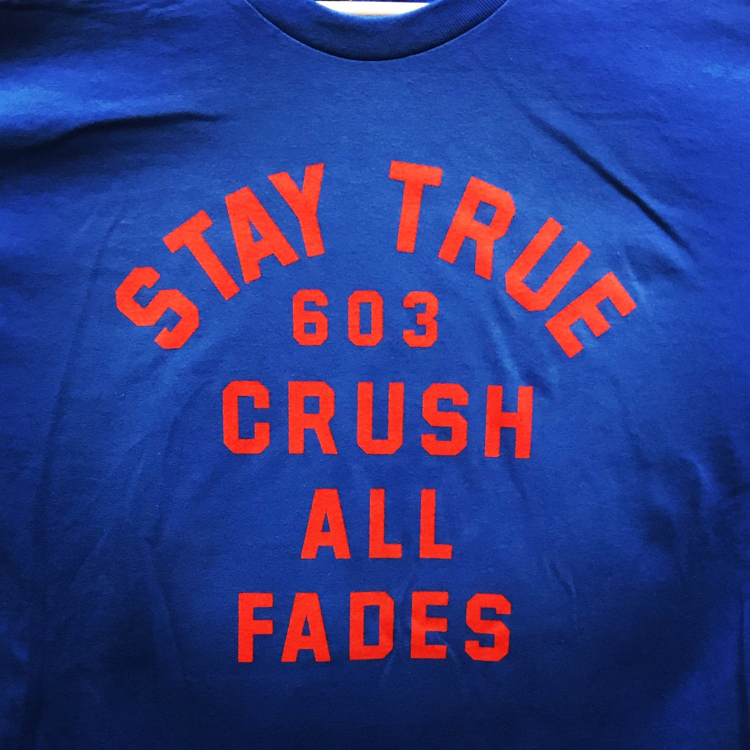 Image of Crush All Fades