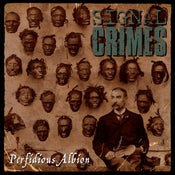 Image of Signal Crimes ‎– Perfidious Albion LP