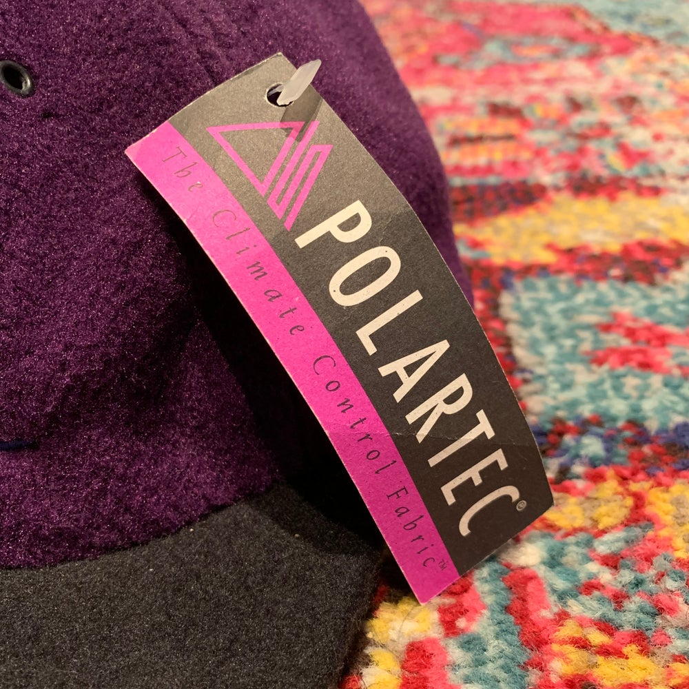 Image of Original Grateful Dead 90's Bear Fleece Hat!