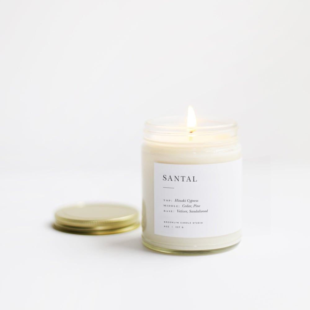Image of Santal Minimalist Candle